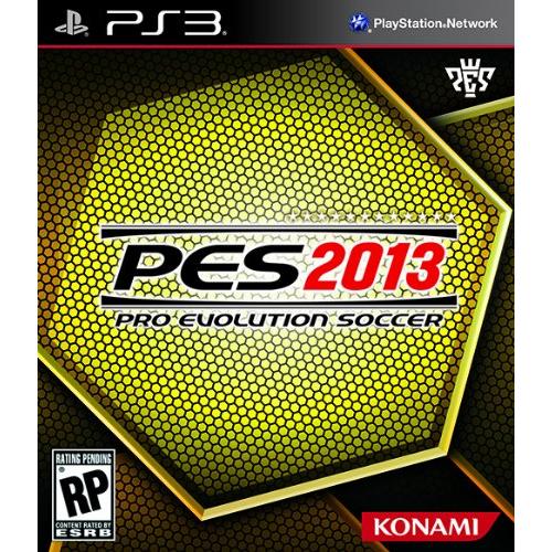 PES2013 Pro Evolution Soccer - PlayStation 3