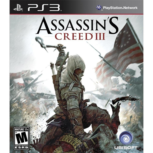 Assassin's Creed III - PlayStation 3