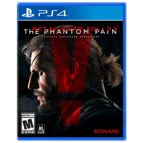 Metal Gear Solid V: The Phantom Pain - PlayStation 4 08L-P22-20278
