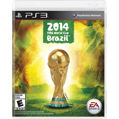 FIFA 2014: World Cup Brazil - PlayStation 3 08L-P22-30494