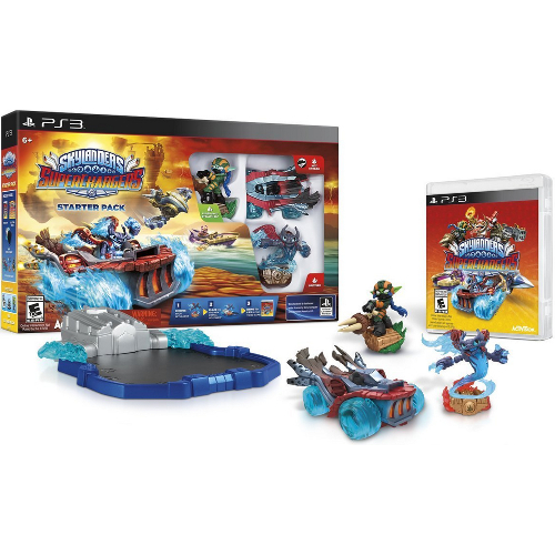 Skylanders SuperChargers Starter Pack - PlayStation 3 08L-P22-87500
