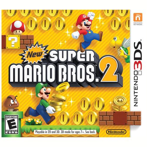 New Super Mario Bros 2 - Nintendo 3DS