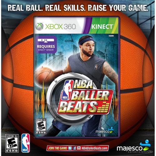Kinect: NBA Baller Beats - Xbox 360