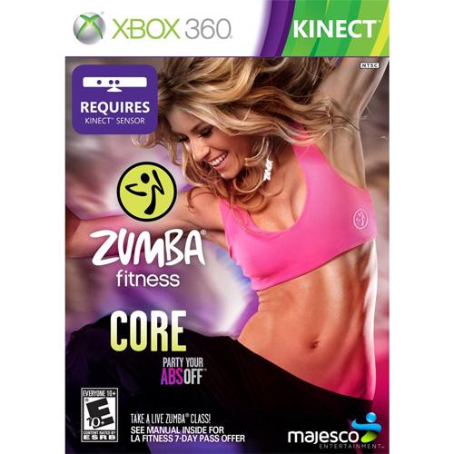 Kinect: Zumba Fitness Core - Xbox 360