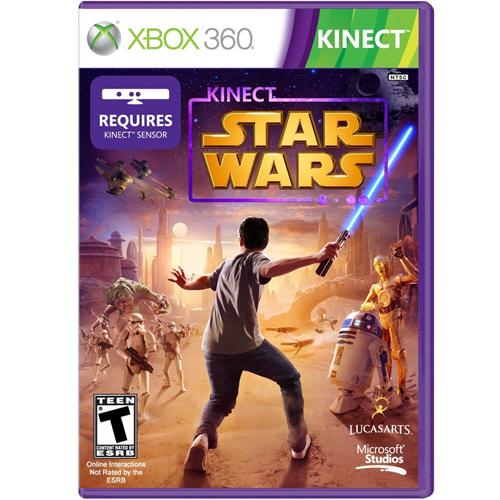 Kinect: Star Wars - Xbox 360