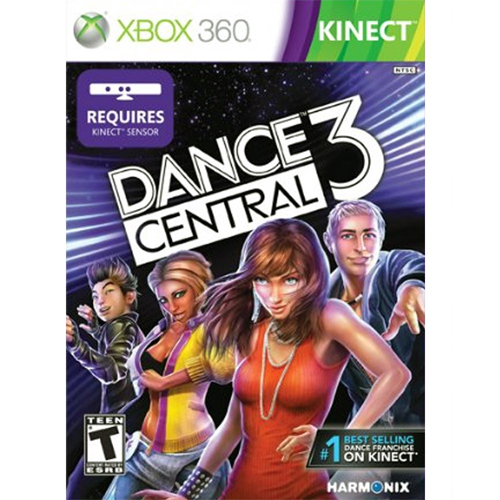 Kinect: Dance Central 3 - Xbox 360