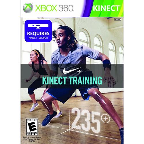 Kinect: Nike + Kinect Training - Xbox 360