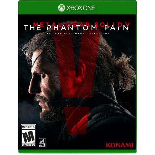 Metal Gear Solid V: The Phantom Pain - Xbox One 08P-P22-30181
