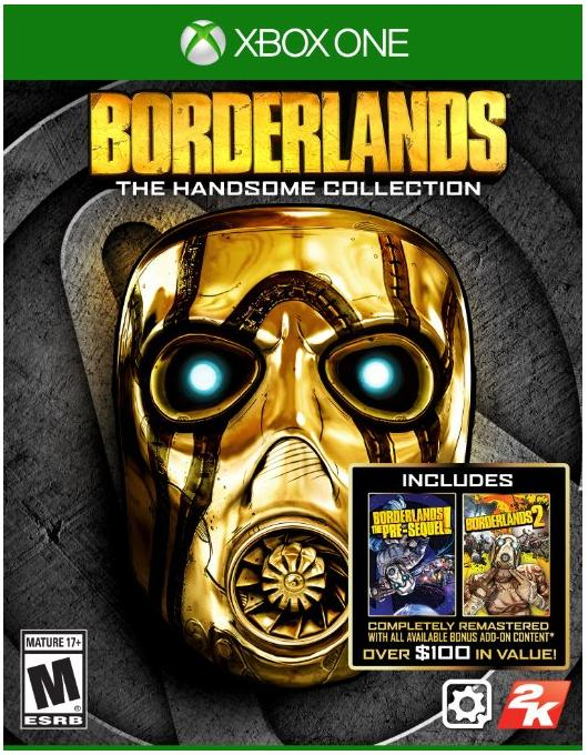 Borderlands: The Handsome Collection - Xbox One 08P-P22-49532