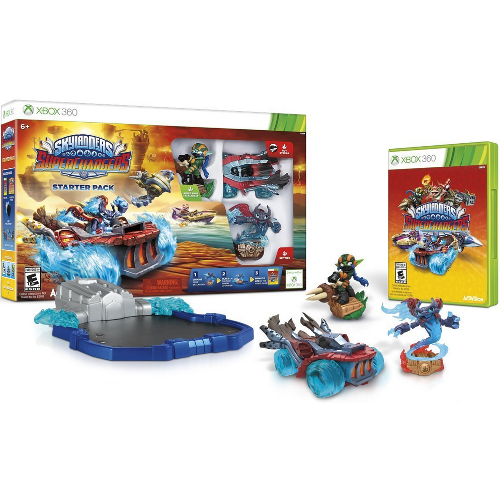 Skylanders SuperChargers Starter Pack - Xbox 360 08P-P22-87504