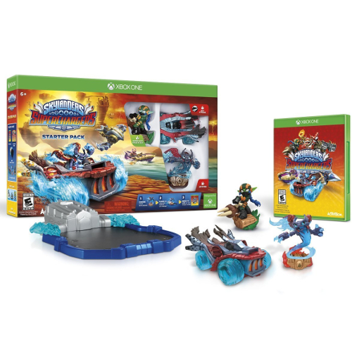 Skylanders SuperChargers Starter Pack - Xbox One 08P-P22-87506
