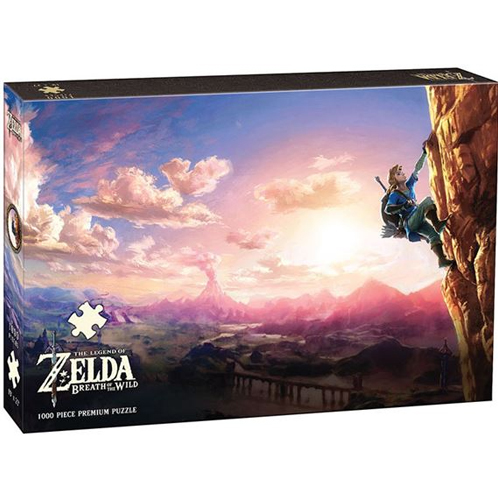 Zelda Scaling Hyrule Puzzle Breath of the Wild 08U-P24-PZ005502