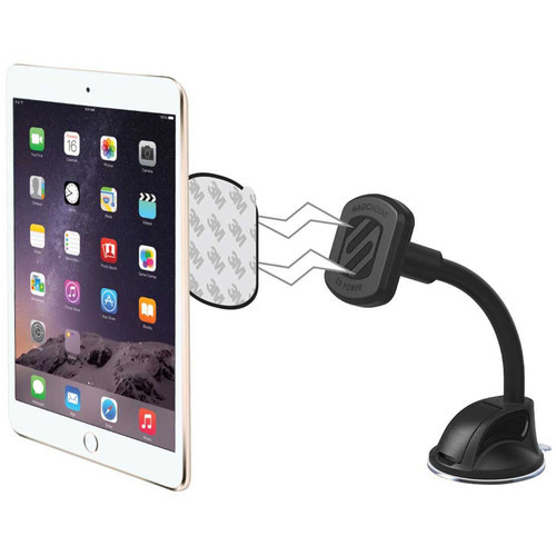 Scosche magicMOUNT XL Dash and Window Mount for Tablets and Mobile Devices