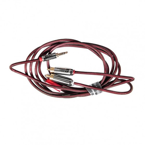 Cerwin Vega 2-Connector RCA Male to 3.5mm Male Audio Cable