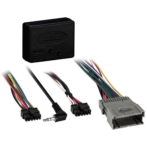 Metra XSVI2103 Interface Harness to Retain Accessory Power for 2004-Up GM Vehicles 09H-M62-XSVI2103