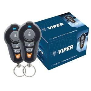 Viper 350 Plus 1 Way Range with 4 Buttons