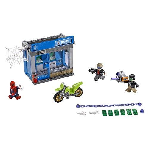 Lego Super Heroes ATM Heist Battle 185-Piece Building Kit 12L-P67-76082