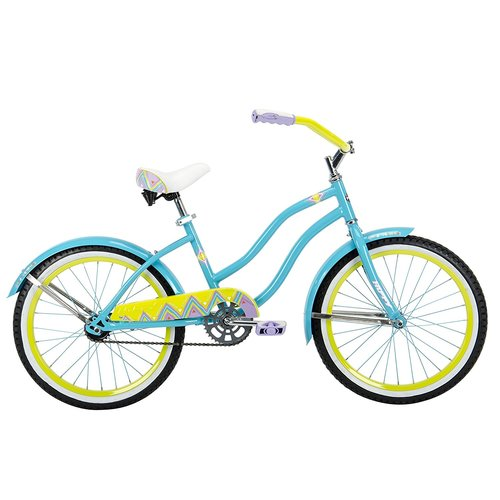 "Huffy 20"""" Girls Good Vibrations Bike - Blue"" 12B-796-23556"