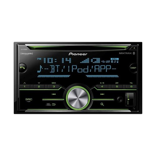 Pioneer FH/S700BS Double-DIN In-Dash CD Receiver with