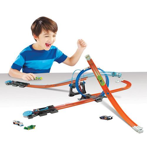 Hot Wheels Track Builder Starter Kit Playset