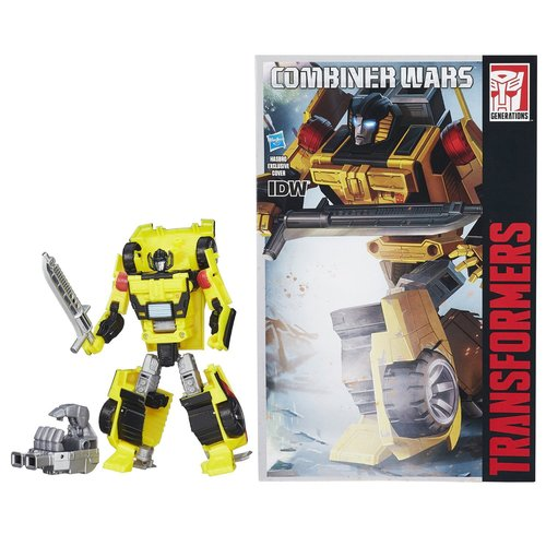 Hasbro Transformers Generations Combiner Wars Deluxe Class Sunstreaker Figure 12C-R30-HSB3060