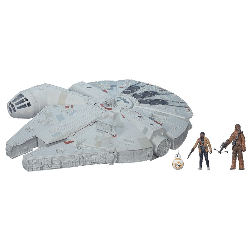 Hasbro Star Wars Episode VII Millennium Falcon Set 12C-R30-HSB3678