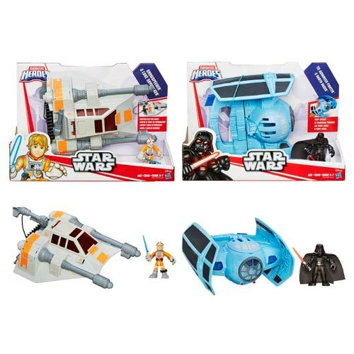 Hasbro Star Wars Galactic Heroes Deluxe Vehicle Case 12C-R30-HSB3812A