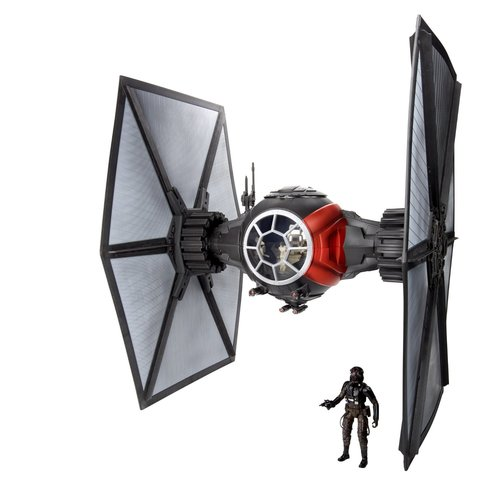 Star Wars The Black Series First Order Special Forces Tie Fighter 12C-R30-HSB3954