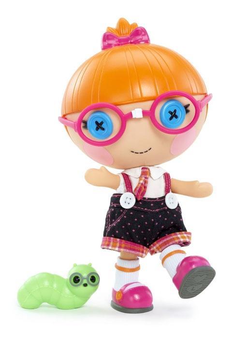 Lalaloopsy Littles Doll Specs Reads-A-Lot 12D-641-511076