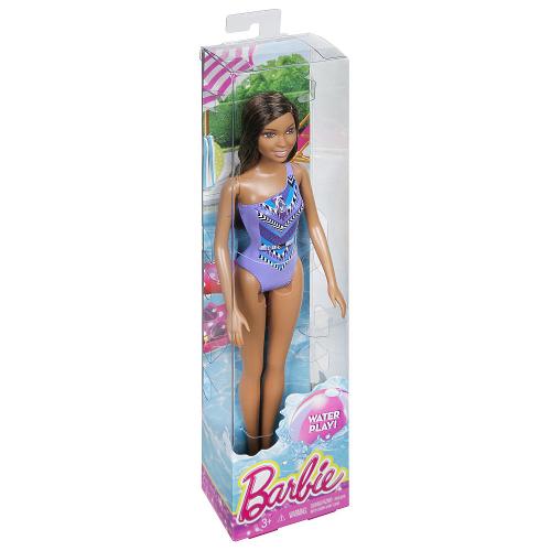 Mattel Barbie Beach Nikki Doll 12D-766-CFF15