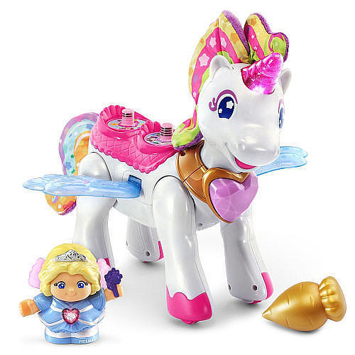 VTech Go! Go! Smart Friends Twinkle the Magical Unicorn 12D-A29-80177400