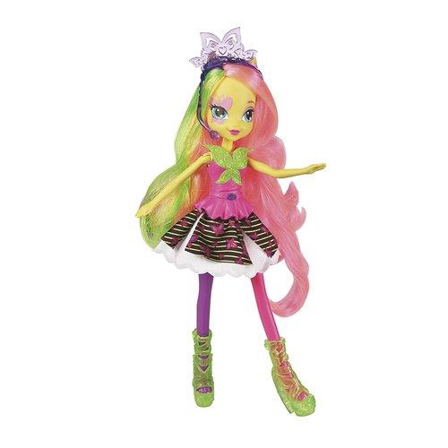 My Little Pony Equestria Girls Rainbow Rocks - Neon Fluttershy Doll