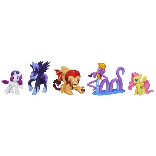 Hasbro My Little Pony Elements of Harmony Friends Collection 12D-R30-HLPA4685A