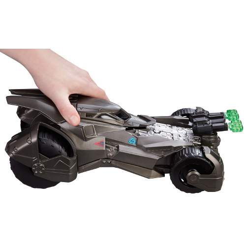 Mattel Batman V Superman: Dawn of Justice Epic Strike Batmobile Vehicle 12K-766-DHY29