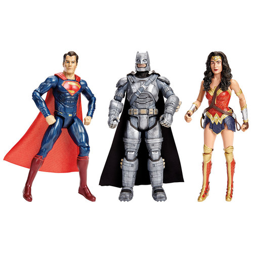 "Mattel Batman v Superman: Dawn of Justice Multiverse Batman 12"" Action Figure 12K-766-DHY32"