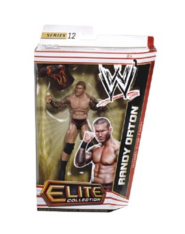 World Wrestling Entertainment Elite 12K-766-P9647