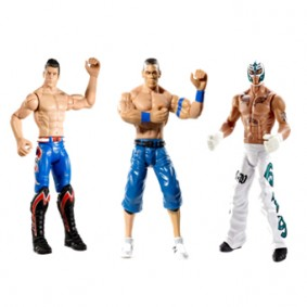 WWE Buddies 2 Pack 12K-766-V3068