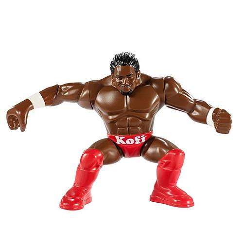 Mattel WWE Power Slammers Kofi Kingston Figure - Assorted 12K-766-Y0243