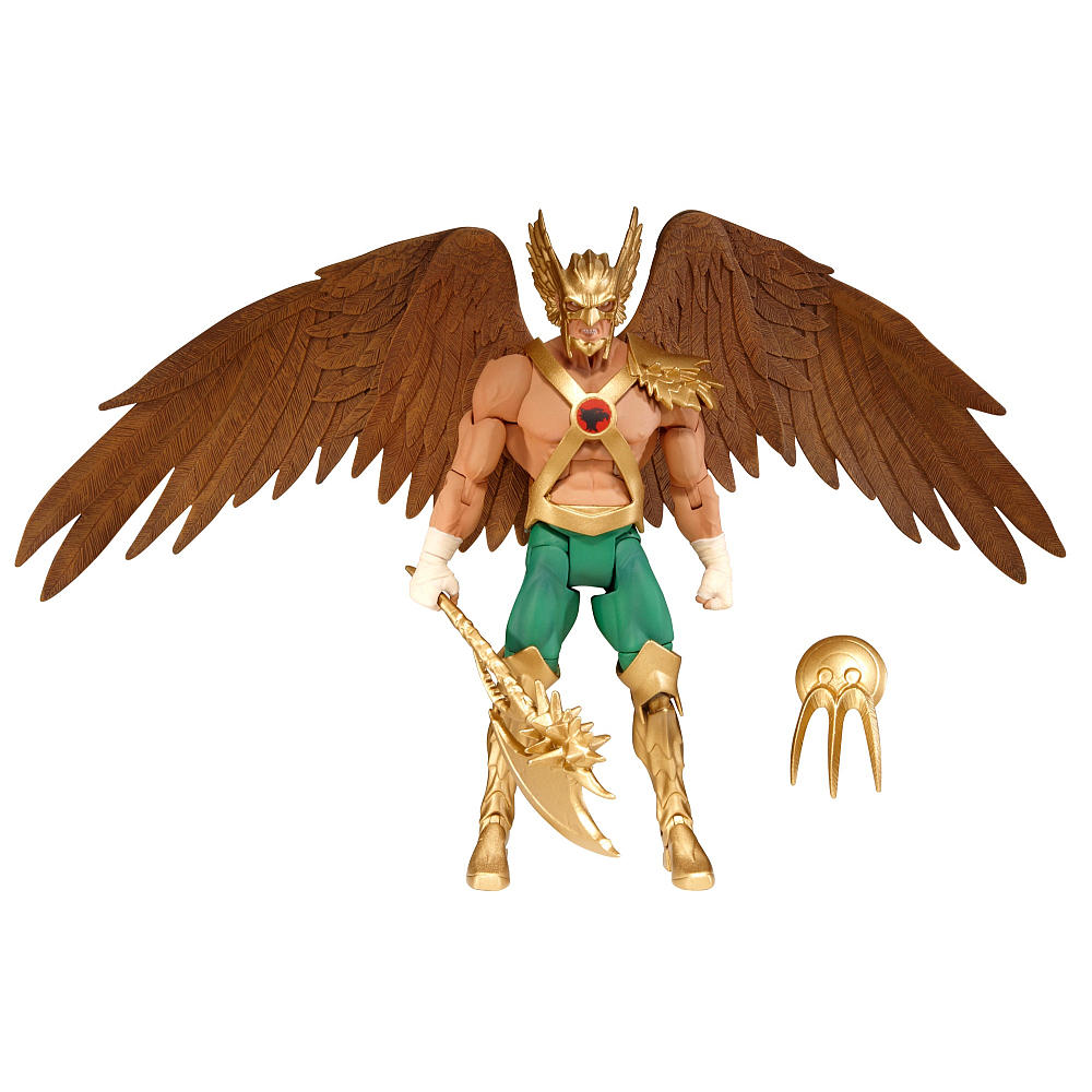 "Mattel DC Comics Unlimited Legacy 6"""" Action Figures - Hawkman"" 12K-766-Y6765"