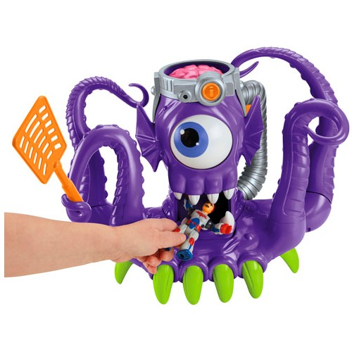 Fisher-Price Imaginext Space Tentaclor 12K-797-CCH62
