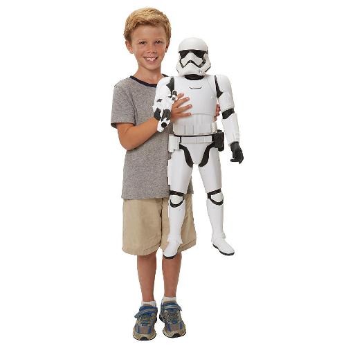 """Jakks Pacific Star Wars Episode VII 31"""" Stormtrooper Figure 12K-D37-90830"""