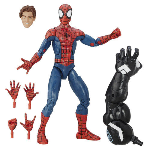 Hasbro Marvel Legends Spider-Man: Ultimate Spider-Man - Peter Parker 12K-R30-HMVA6655F