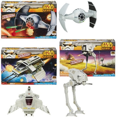 Star Wars Class II Attack Vehicles Wave 4 Case 12K-R30-HSA2174C