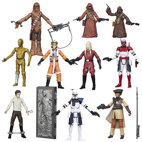 "Star Wars Black Series 3.7"" Action Figures 12K-R30-HSA5077H"