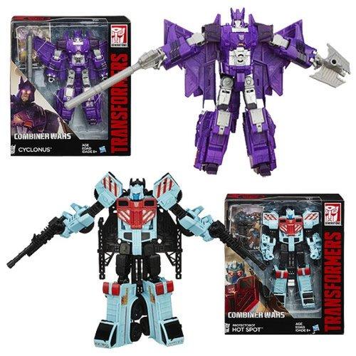 Hasbro Transformers Generations Combiner Wars Voyager Wave 3 Case 12K-R30-HSB0975C