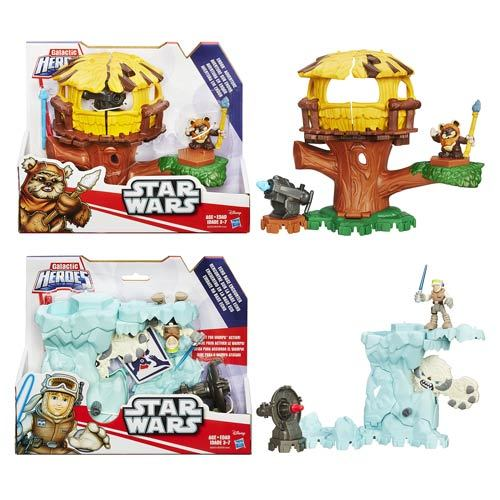 Star Wars Galactic Heroes Adventure Packs 1 Case 12K-R30-HSB2030A