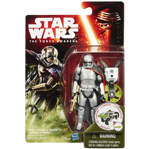 Hasbro Star Wars The Force Awakens Forest Mission Captain Phasma 12K-R30-HSB3447