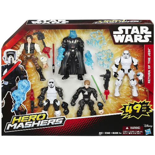 Hasbro Star Wars Hero Mashers Return of the Jedi Multipack 12K-R30-HSB3659