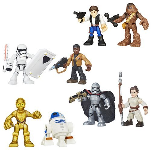 Star Wars Galactic Heroes Figure 2-Packs Wave 2 Case 12K-R30-HSB3817B