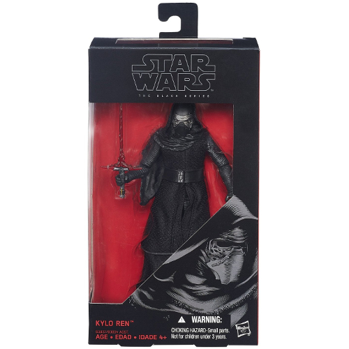 "Hasbro Star Wars The Black Series 6"" Kylo Ren 12K-R30-HSB3837"